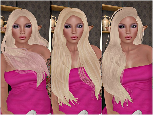 Hair Fair Addiction - Set 1