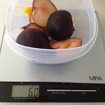 Day 46 - Happy to Have My Food Scale Again
