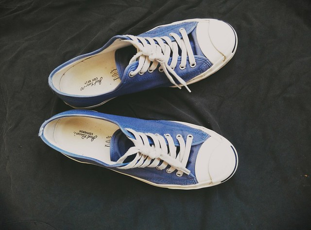 Jack Purcell 帆布鞋