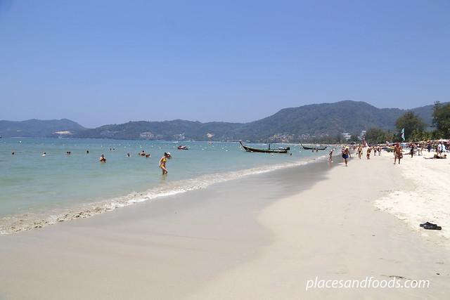 phuket beach old