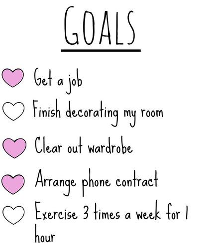 goals 6