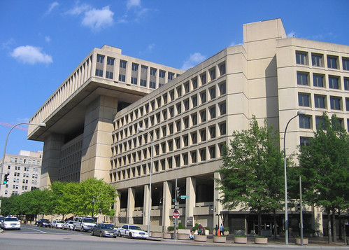 FBI Building, Wikipedia photo