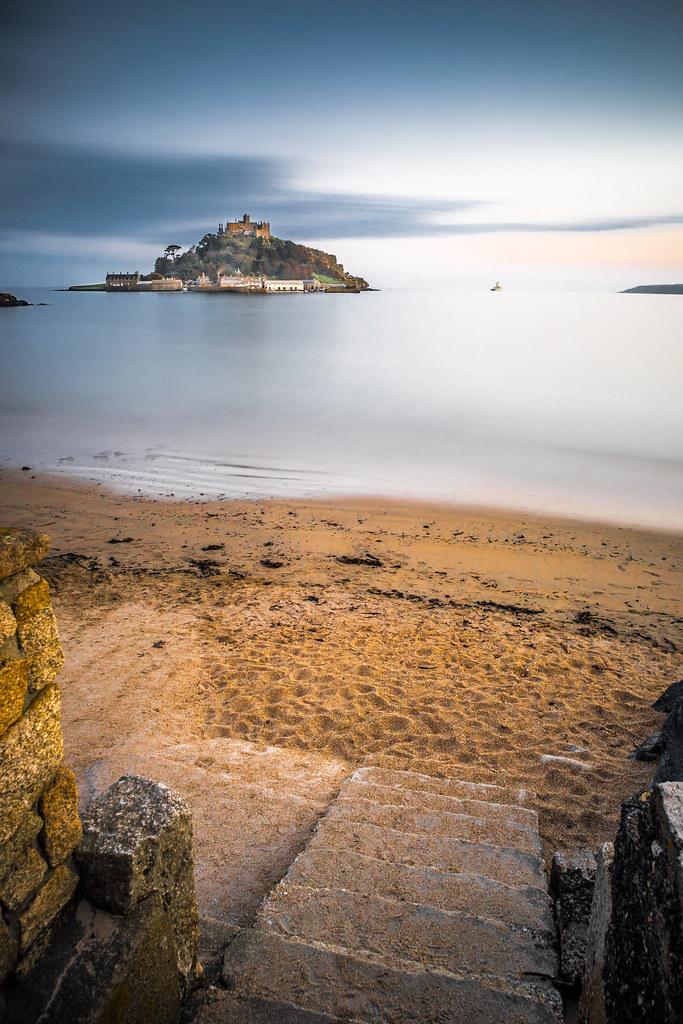 Saint Michael's mount, Marazion, Cornwall, United Kingdom picture