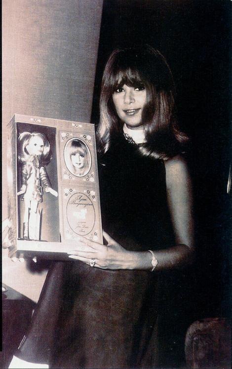 1966 - Αλίκη Βουγιουκλάκη - κούκλα - El Greco