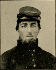"Image from page 304 of ""Personal and historical sketches and facial history of and by members of the Seventh regiment Michigan volunteer cavalry, 1862-1865"" (1902)"