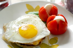 meal, breakfast, brunch, produce, egg, food, dish, eggs benedict, cuisine, fried egg,