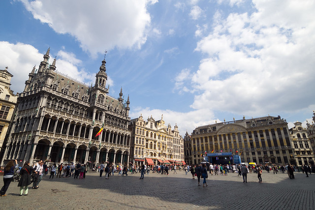day 4 brussel grand place