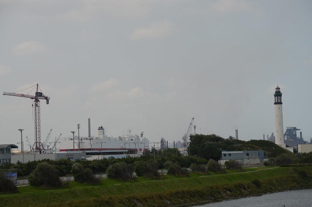 Un aperçu du port
