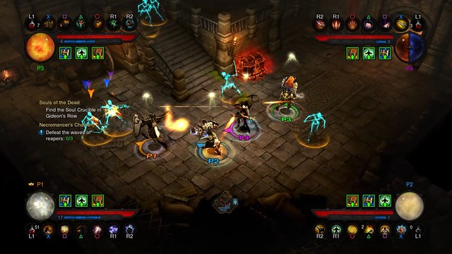 Diablo III: Ultimate Evil Edition runs at 1080p, lets you
