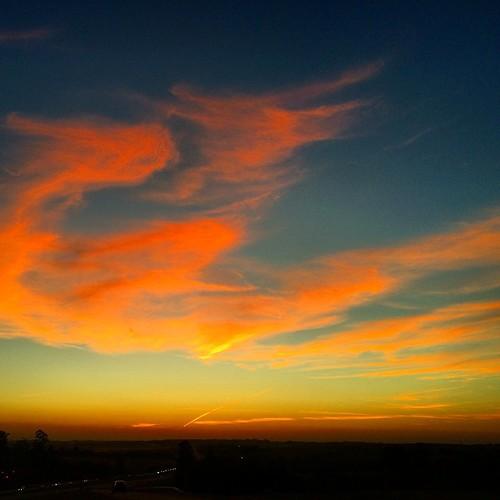 Le #sunset