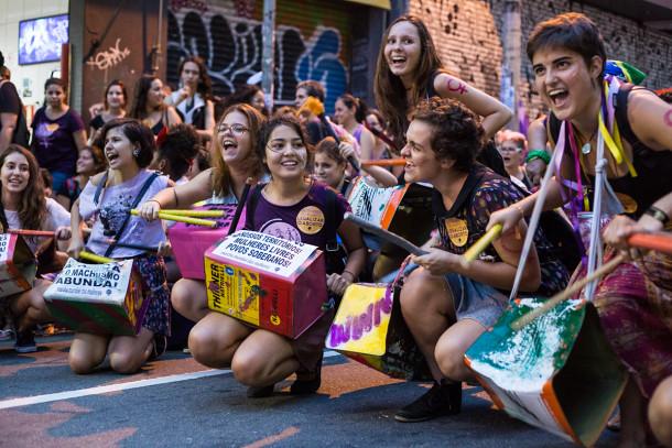 Mulheres vão as ruas em defesa da aposentadoria no próximo dia 8