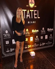 Tonight was so much fun!! #TATELmiami #opening #TheRitz #WelcomeToMiami @tatelrestaurants . . . . . #TatelRestaurants #SpanishRestaurant #spanishfood #SpanishRestaurantMiami #fun #friends #byeByePhotocall #lol #Barcelona #Madrid #España #RafaNadal #Enriq