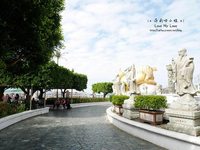 基隆景點一日遊中正公園大佛廣場 (33)