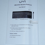 UMI Ultrathin Touchpad Keyboard 7