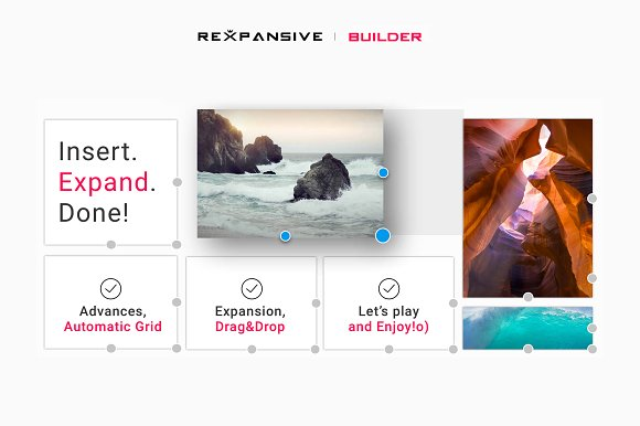 Rexpansive Page Builder v1.0.14 - WordPress Plugin