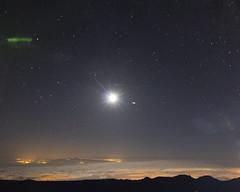 Teidebesteigung bei Nacht