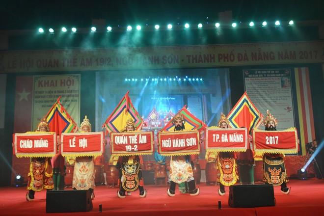 16/03: Lễ hội Quán Thế Âm tiếp tục với nhiều hoạt động văn hóa đặc sắc