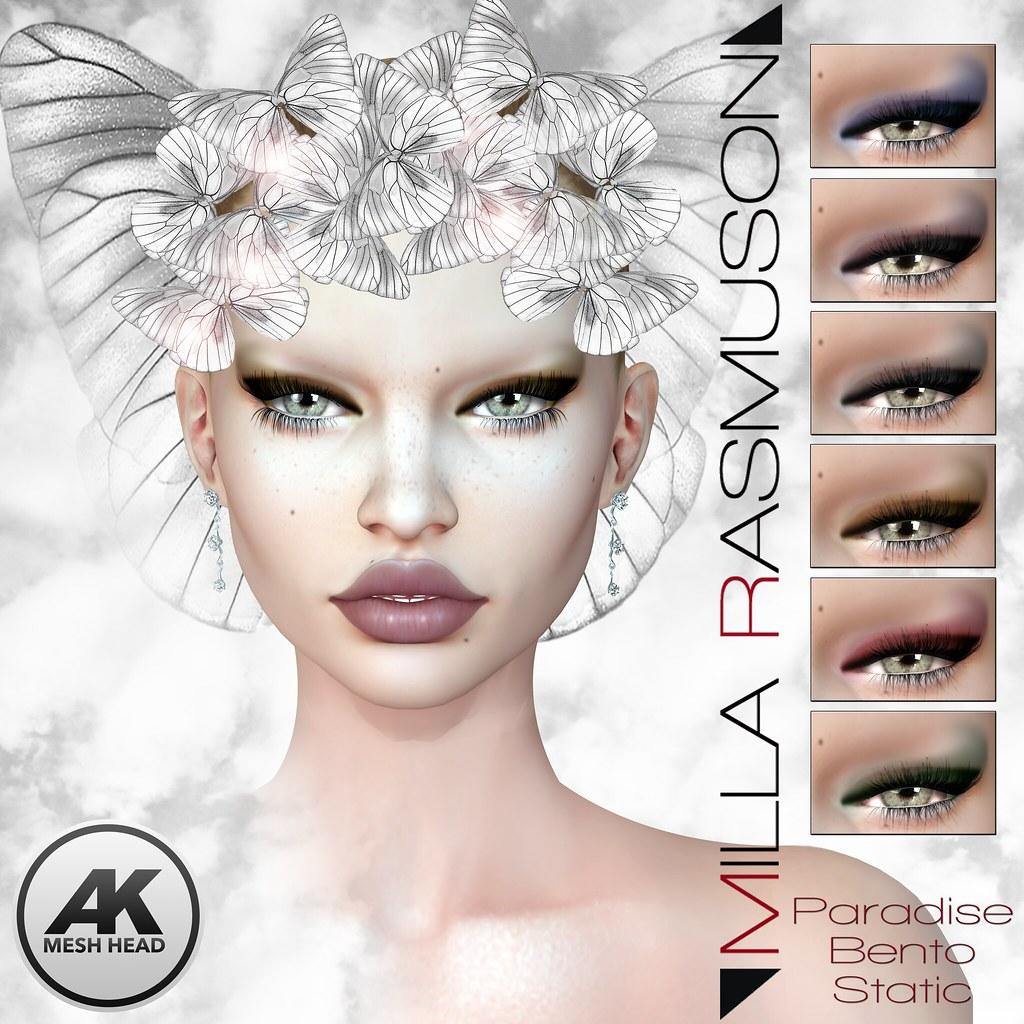"""MRM """"Paradise"""" Eyes Classic/ Bento Akeruka - SecondLifeHub.com"""