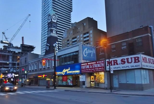 480-494 Yonge St., Toronto