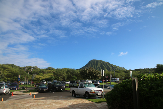 Koko Head in the background