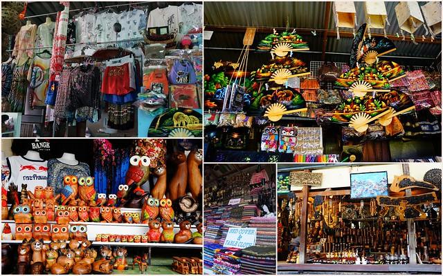 Day 4 Bangkok, Thailand - Damnoen Saduak Floating Market 06