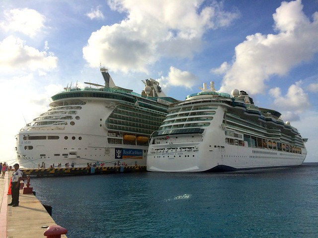 Royal Caribbean Liberty and Brilliance