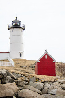 Nubble Lighthouse - near Portland Maine