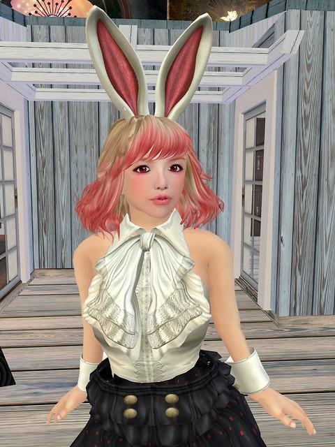 ::: B@R ::: Balloon Bunny