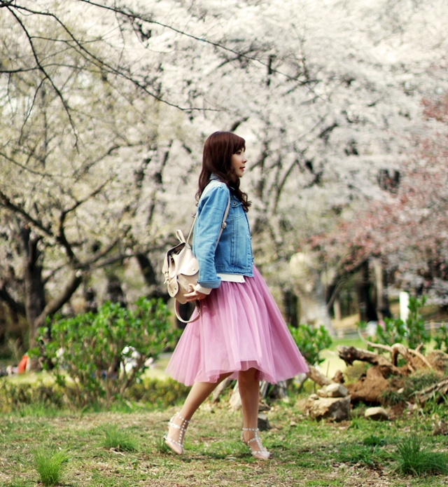 Yoyogi Park 代々木公園•花見