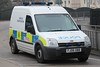 Nottinghamshire Police Ford Transit Connect Vehicle Investigation Unit FJ06 OBB by NottsEmergency