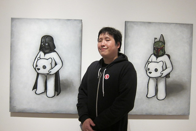 Art and Giant Robot