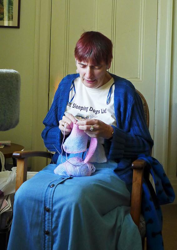 Jean knits