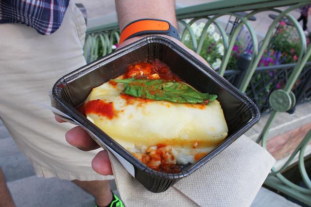 Epcot Flower & Garden Festival Food