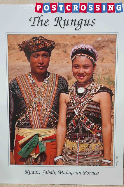 Sabah - Rungus People V3