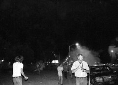Police Tear Gas Protesters in Miami: 1972