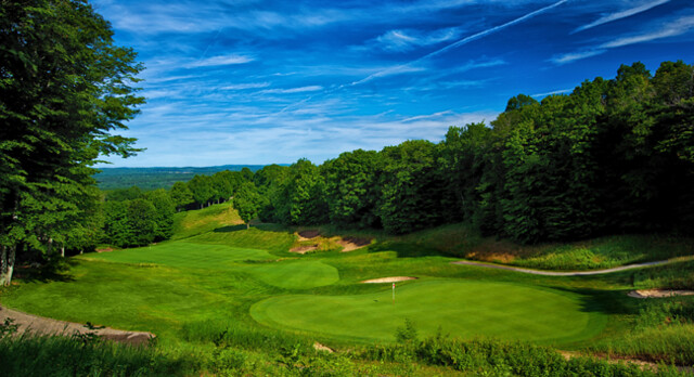 Treetops Golf Course, Boyne area