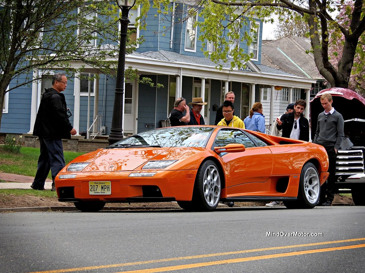 Lamborghini Diablo 6.0 in Hopewell, NJ