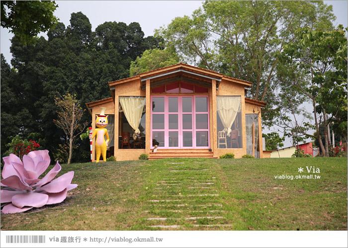 【彰化景點】克林姆莊園Cream Manor~小型動物園!戶外親子同遊好去處18