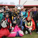 WDIV's Ashlee Baracy Skydives
