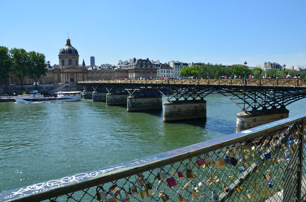 Parigi - Pont des Arts