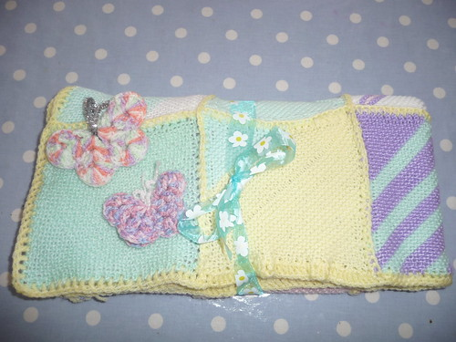 674 Thanks to Annie and The Castaways Knitting Group.