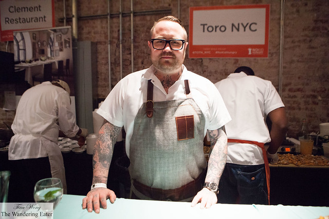 Chef Jamie Bissonette of Toro NYC