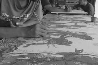 Bali - Balinese Painting