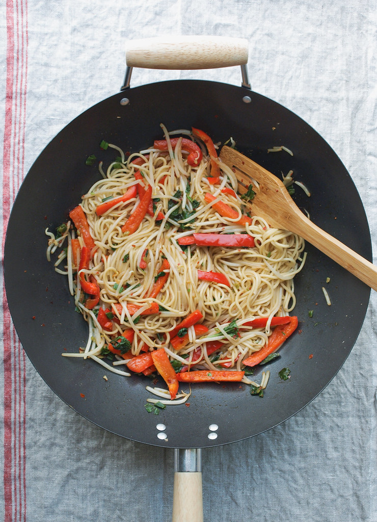 Spicy Ramen Noodle Bowl