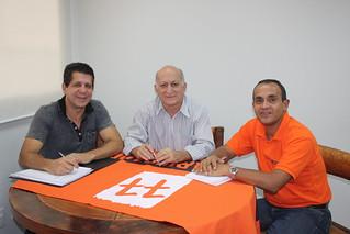 Delvair Prado, pré-candidato a deputado estadual, tem reunião na sede estadual do Solidariedade-SP