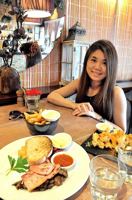 InSitu Cafe Manly: Christina