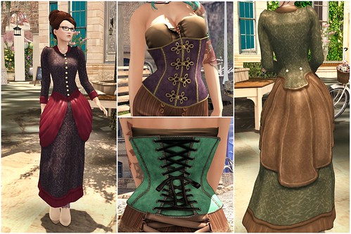 Lassitude & Ennui - fantasy threads