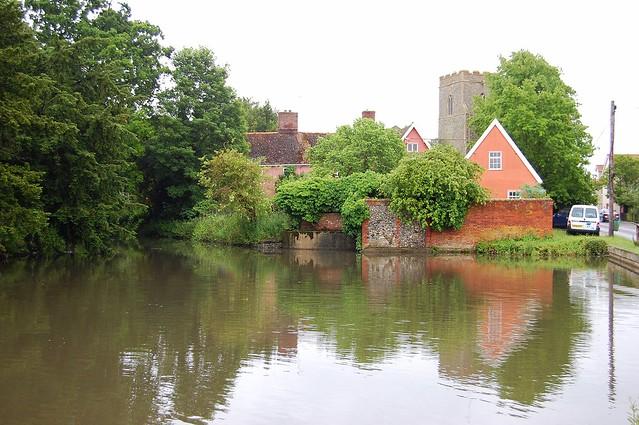 Haughley Pond