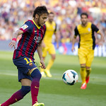 Neymar With Ball