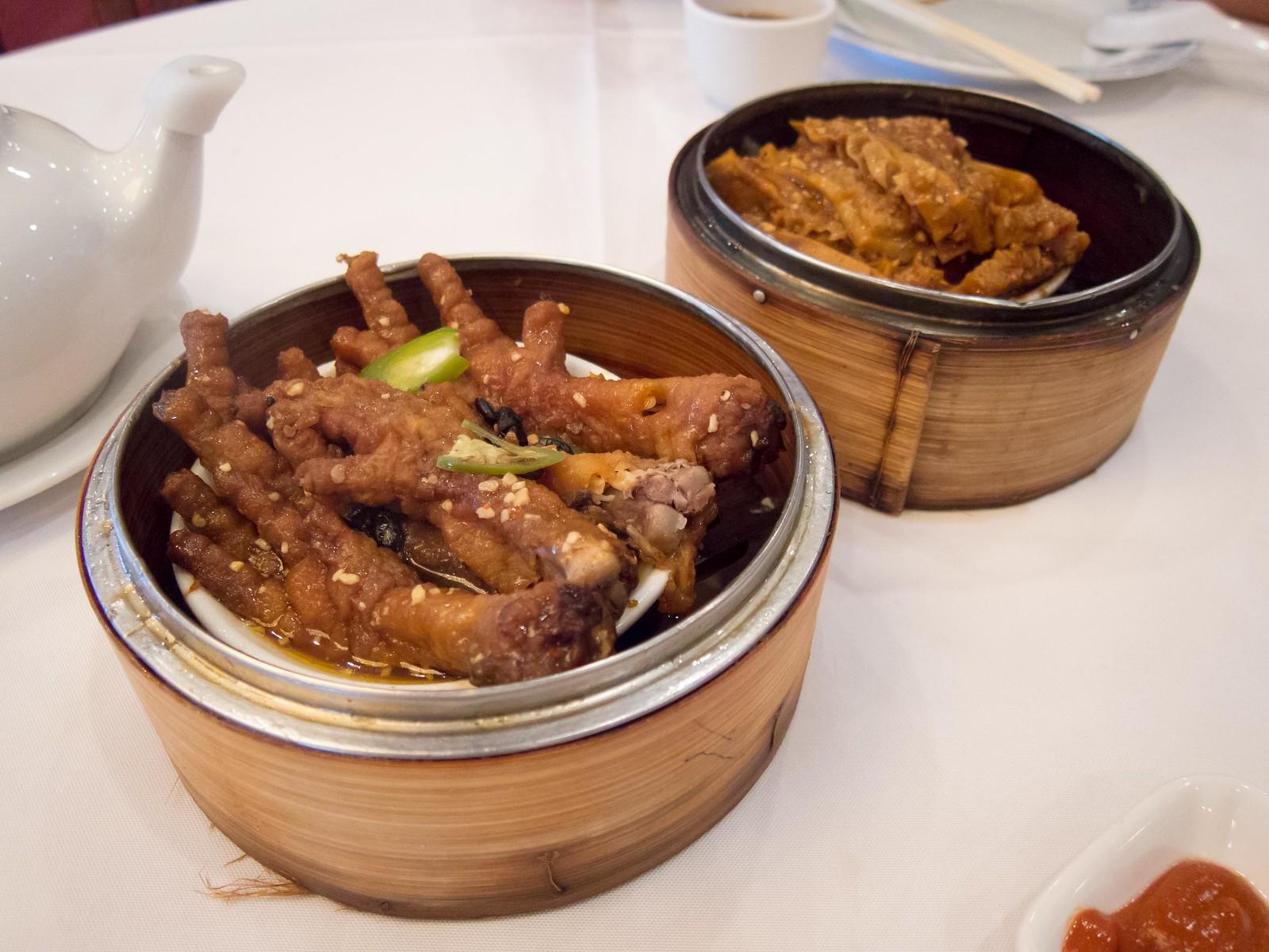 Continental Seafood Restaurant Dim Sum Menu
